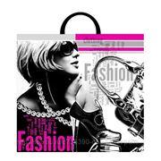 Пакет подарочный полиэтиленовый Fashion фото