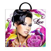 Пакет подарочный полиэтиленовый Lux woman фото