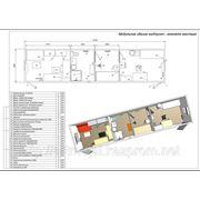 Модульные отдельностоящие жилые здания фото