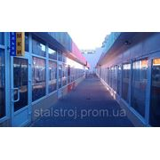 Павильон торговый в Днепропетровске фото