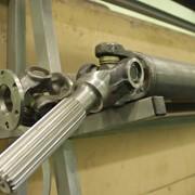 Реставрация карданов и хабов. фото