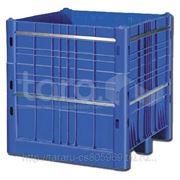 Пластиковый контейнер (Box Pallet) арт. 11-112-НА (1140) фото