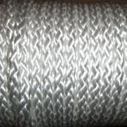 Канат якорный, полиэстровый либо полиамидные плетеные якорные канаты. Прочные и износостойкие, мягкие в работе. канат, шнур, веревка фото