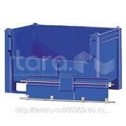 Пластиковый контейнер (Box Pallet) арт. 11-100-DA со съемной дверцей фото