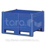 Пластиковый контейнер (Box Pallet) арт. 11-060-NA фото