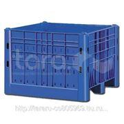 Пластиковый контейнер (Box Pallet) арт. 10-112-ОМ фото