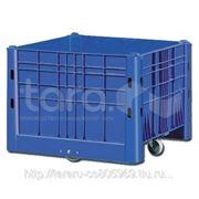Пластиковый контейнер (Box Pallet) арт. 11-112-WA вариант 2 фото