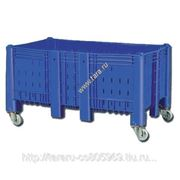 Пластиковый контейнер (Box Pallet) арт. 11-160-WM фото