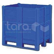 Пластиковый контейнер (Box Pallet) арт. 11-112-НА (1260) фото