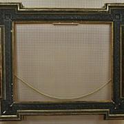 Старинная картинная рама №150 фото