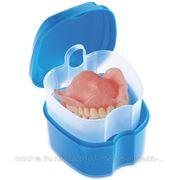 Контейнер для съемных зубных протезов фото