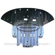 Защита моторного отсека увеличенной площади для LX 570 (2008...) фото