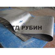 Свинец лист 8.0х500х1000 мм фото