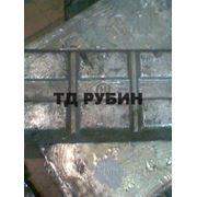 Олово О2 чушка фото