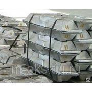 Чушка алюминиевая АК-12 фото