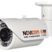 Видеокамера NOVICAM IP W68NR фото