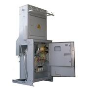 Подстанции трансформаторные комплектные КТП – 25…250/10(6)/0,4 У1(УХЛ) (мачтовые) фото
