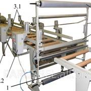 Линия упаковки крупногабаритных изделий в термоусадочную пленку фото