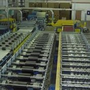 Техническое обслуживание оборудования производства сэндвич-панелей фото