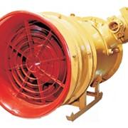 Шахтный вентилятор с электрическим приводом ВМЭ-5 фото