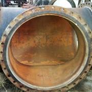Тройник Ду-1200х1200х1200 Ру/10 для трубопровода фото