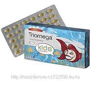 Детский рыбий жир Triomega Kids фото