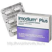 Имодиум плюс 6 табл. IMODIUM PLUS 2/125 MG фото