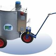 Молочное такси на 150 л с пастеризацией фото