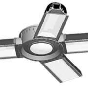 Модуль соединения линейных подвесных светильников серии LL-ДСО/ДВО-01 фото