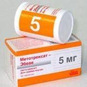 Метотрексат эбеве табл. 5 мг № 50 фото