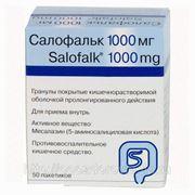Салофальк гранулы 1000 мг. 50 пак. фото