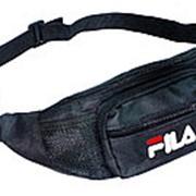 Поясная сумка №13 Fila черный фото