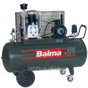 Промышленный поршневой компрессор с клиноременной передачей Balma NS39S/270CT5,5 фото