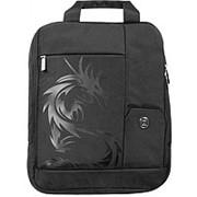 Рюкзак для ноутбука Dragon 15-16 черный органайзер карманы DEFENDER фото