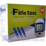 Тест-полоски Finetest Auto-Coding Premium, 50 шт фото