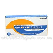 Тест-полоски Супер Глюкокард II, (Glucocard II), 50шт фото