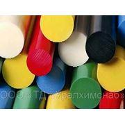 Полиамид 6 блочный стержневой ТУ 6-06-142-90 фото
