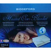 Односпальное Электрическое одеяло - плед Biddeford FH95G фото