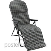 Кресло шезлонг Lux фото