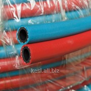 Рукав (I/III) ацетилен - кислород Ø 8 мм (50 м) фото