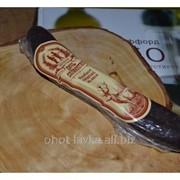 Колбаса «Припас из леса» высшего сорта фото