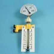 Прибор для изучения газовых законов (с манометром), закона Бойля-Мариотта фото