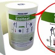 Подложка под обои EcoHeat фотография