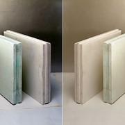 Плиты пазогребневый гипсовые 667х500х80 мм. фото