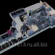 Технологический проект кафе фото