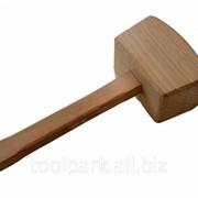 Киянка деревянная 120мм ф45602 фото