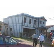 Быстровозводимые дома из силикатного пенобетона заводской готовности. фото