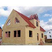 Каркасно-панельные дома (SIP-панели) фото