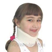Бандаж для шейного отдела (детский) фото