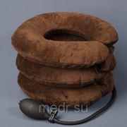 Реабилитационный шейный надувной воротник Fosta (F-9010) фото